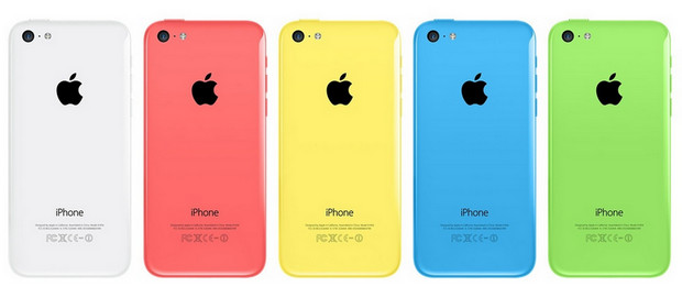 Apple announces iPhone 5s and iPhone 5C handsets, both with mile-high prices
