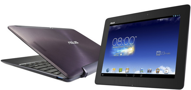ASUS Transformer Pad TF701T tablet/laptop hybrid packs Tegra 4 CPU, 2560 x 1600 display and 17 hour battery life
