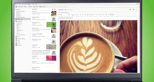 Evernote 5 for Windows Desktop packs in 100 new features