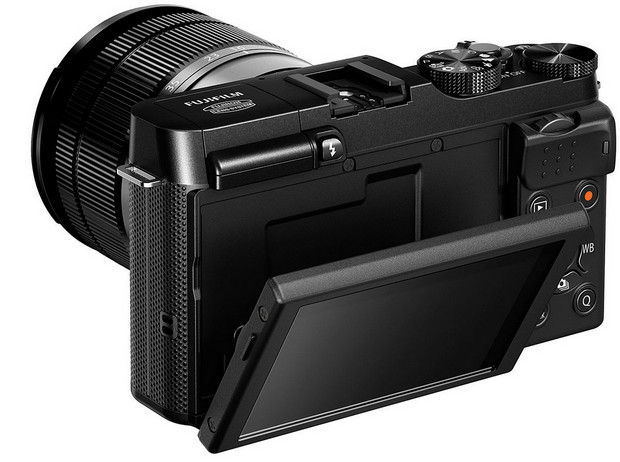 Fujifilm X-A1: an entry-level  X-mount mirrorless camera with 16.3 MP APS-C CMOS sensor