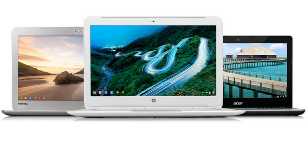 The Chromebook great push continues as Google announce new Intel-powered machines and Chromebox