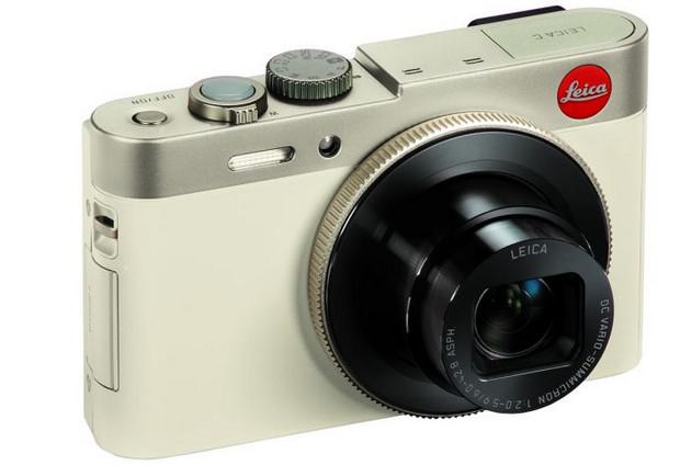 Leica 'C' enthusiast compact camera packs Wi-Fi, NFC, EVF and full manual controls