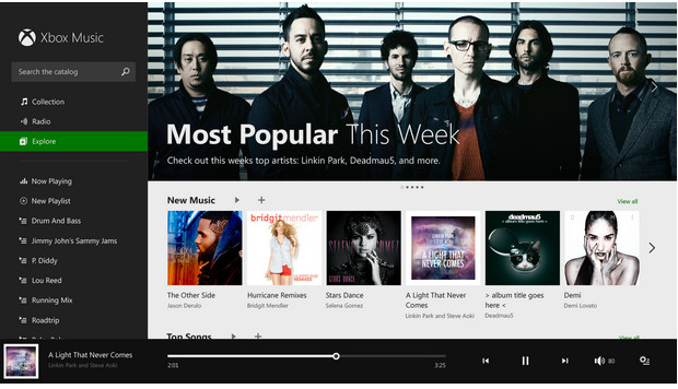 Microsoft Xbox Music arrives on iOS, Android plus free streaming on the web