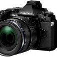 Olympus has announced its new high-end OM-D E-M1 interchangeable lens camera, packing a 16.3-megapixel Live MOS sensor and a new TruePic VII image processor in a dustproof and splashproof package.