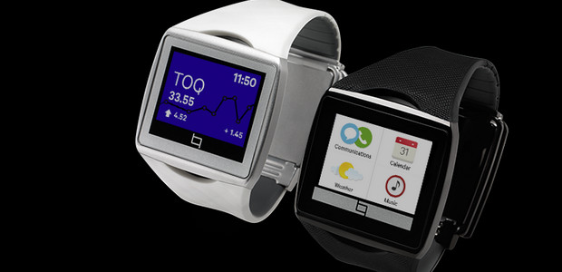 Qualcomm Toq smartwatch for Android promises a revolutionary colour touch screen and wireless charging