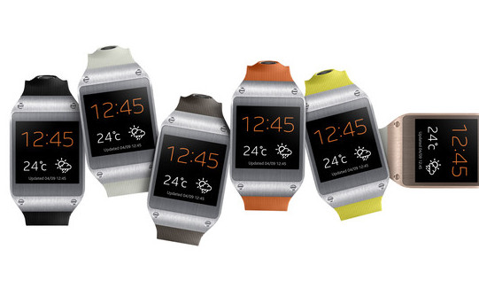 Samsung Galaxy Gear smartwatch announced - specs and hands-on video here