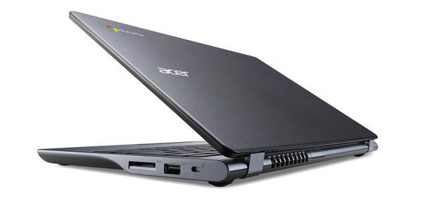 Acer announces $250 C720-2800 Chromebook with new Intel Haswell CPU and 8.5 hours battery life