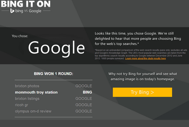 Bing versus Google - see which search engine is the best for you