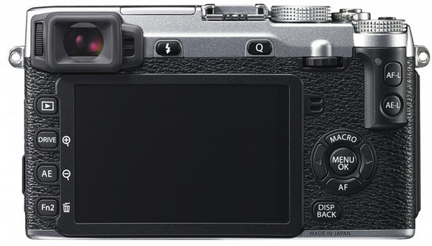 Fujifilm X-E2 compact system camera packs the retro looks with 16.3MP APS-C  sensor