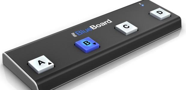 IK Multimedia announces iRig BlueBoard wireless MIDI pedalboard for musicians