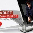 Lenovo has shown that it likes to think a bit differently from the pack, announcing two new tablets , the Yoga 8 and 10 inch machines which look decidedly […]