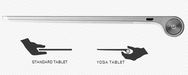 Lenovo announces innovative Yoga Tablet 8 and Yoga Tablet 10 Android tablets