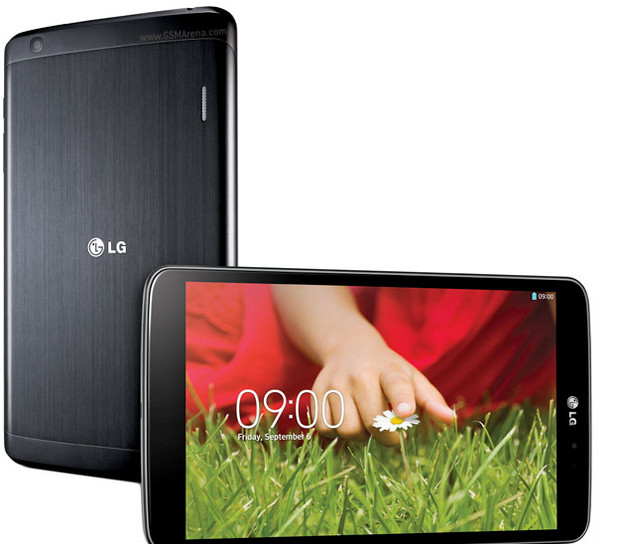 LG G Pad 8.3 Android tablet heading to the UK, priced at £260