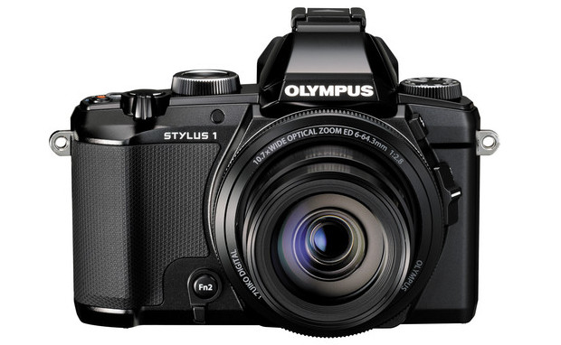Olympus Stylus 1 premium compact packs in OM-D style features for £550