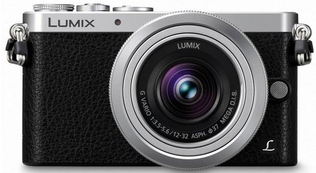 Panasonic LumixDMC-GM1 takes the title of the world's smallest mirrorless camera