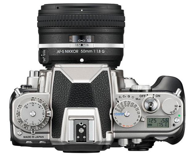 Has the Nikon Df gone too far with the retro styling?