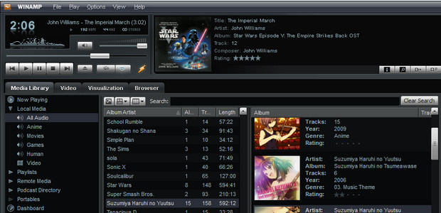 Winamp - one of the longest serving media players in history - is shutting up shop next month