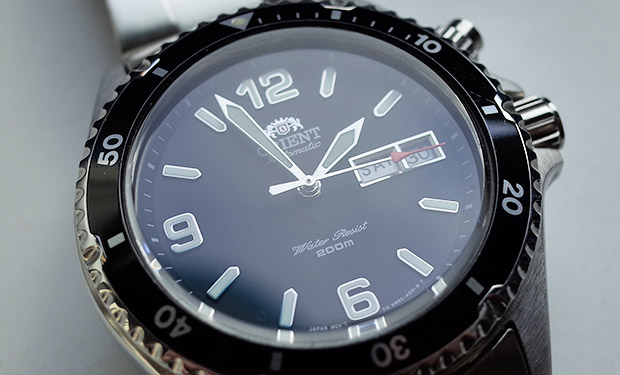 Orient Mako CEM65001B review - a sleek, great value, automatic divers watch