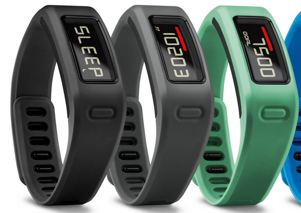 Garmin Vivofit fitness band promises year long battery life and customised daily goals