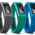 Satnav supremos Garmin have unveiled their new Vívofit fitness band, which they hope will manfully tussle the likes of FuelBand and Fitbit Force to the ground and emerge victorious. Follow