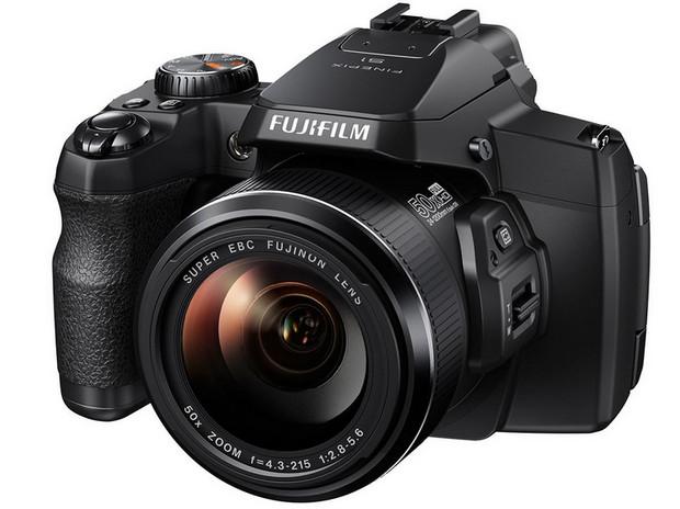 FinePix S1 weather resistant bridge camera announced in Fujifilm's new consumer line-up