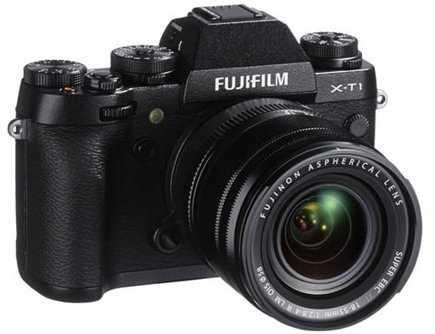 Photos of Fujfilm X-T1 high-end X-series mirrorless camera leak