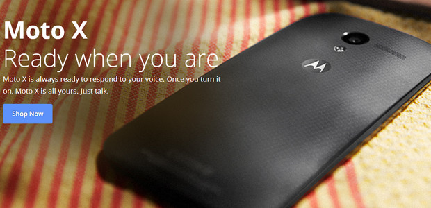 Motorola Moto X flagship Android smartphone rolling in to the UK on Feb 1st
