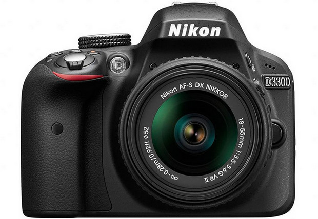 Nikon D3300 entry level DSLR packs new 24MP sensor and smaller 18-55mm lens