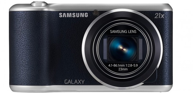 Samsung launches the  Android powered Galaxy Camera 2