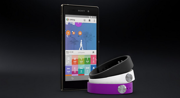 Sony announces the Xperia Smartwear wearable tech with companion Android Lifelog app