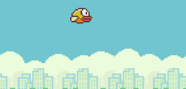 Flappy Bird lives on as a browser based game - play it here
