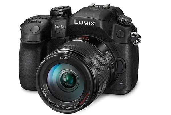 Panasonic Lumix GH4 feature 4K video shooting and 16MP sensor