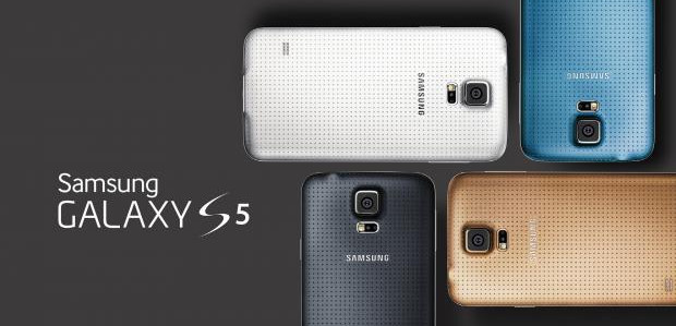 Samsung Galaxy S5 packs better camera, heartbeat monitor and fingerprint scanner