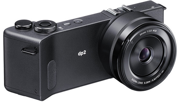 Sigma DP2 Quattro suggest that the engineers have been smoking something a bit strong