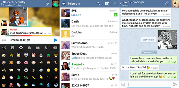 Disgruntled WhatsApp users switch to rival open source Telegram app