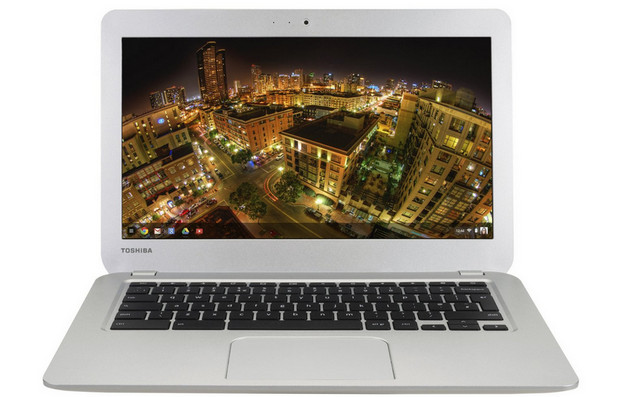 Toshiba Chromebook with 13.3-inch screen on sale in UK and US
