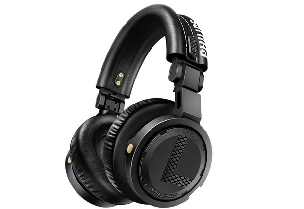 Philips aims for the top-end DJ market with the A5-PRO professional DJ Headphones