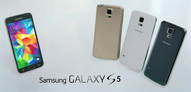 Samsung GALAXY S5 official hands on video shows off the new features and camera updates
