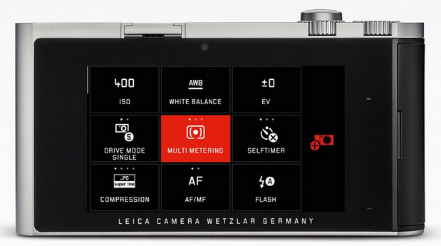 Leica announces T-System, APS-C mirrorless camera system