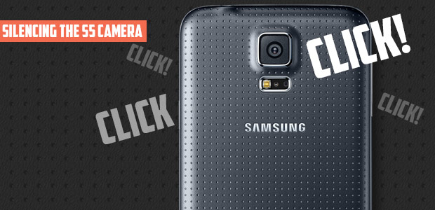 How to DEFINITELY turn off the annoying Samsung Galaxy S5 camera shutter noise