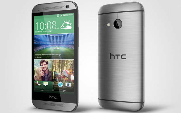 HTC One Mini 2 smartphone packs in a premium build with lower specs