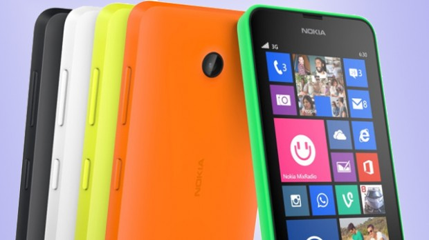 Super cheap Nokia Lumia 630 Windows Phone available in the UK next week