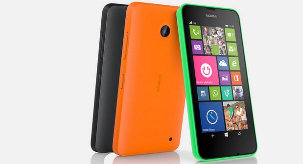 Cheapo Nokia Lumia 630 Windows Phone available in the UK next week