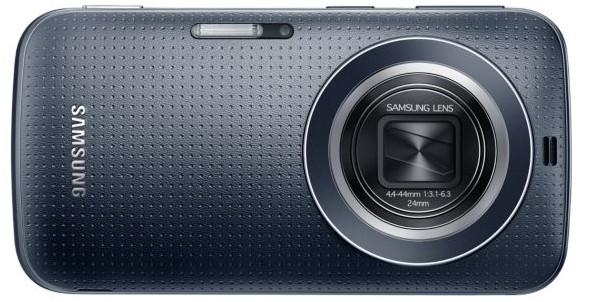 Galaxy K Zoom smartphone for keen snappers to hit the UK at the end of May