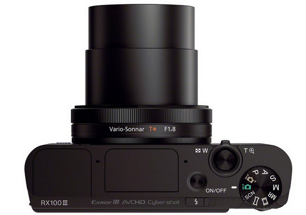 Sony Cyber-shot DSC RX100 III offers fast 24-70mm F1.8-2.8 lens and 20MP sensor