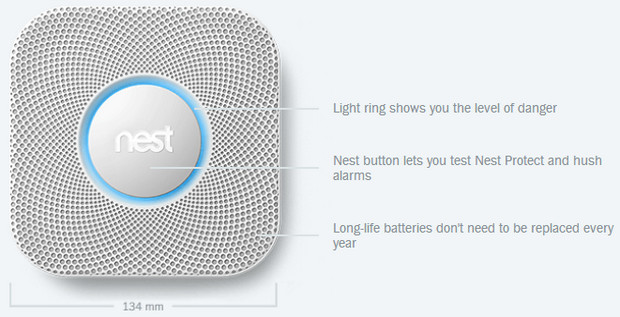 Nest Protect smoke alarm back on sale for £89