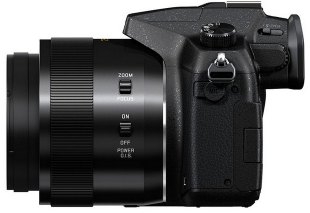 Panasonic rolls out Lumix DMC-FZ1000 with 1-inch sensor and fast 25-400mm lens