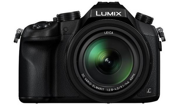 "Panasonic rolls out Lumix DMC-FZ1000 with 1"" sensor and fast 25-400mm lens"