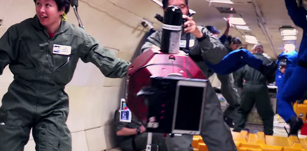 Google looks to power NASA space robots with Project Tango