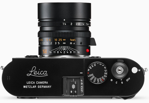 Leica announces ludicrously expensive Leica M-P 24MP M-System camera